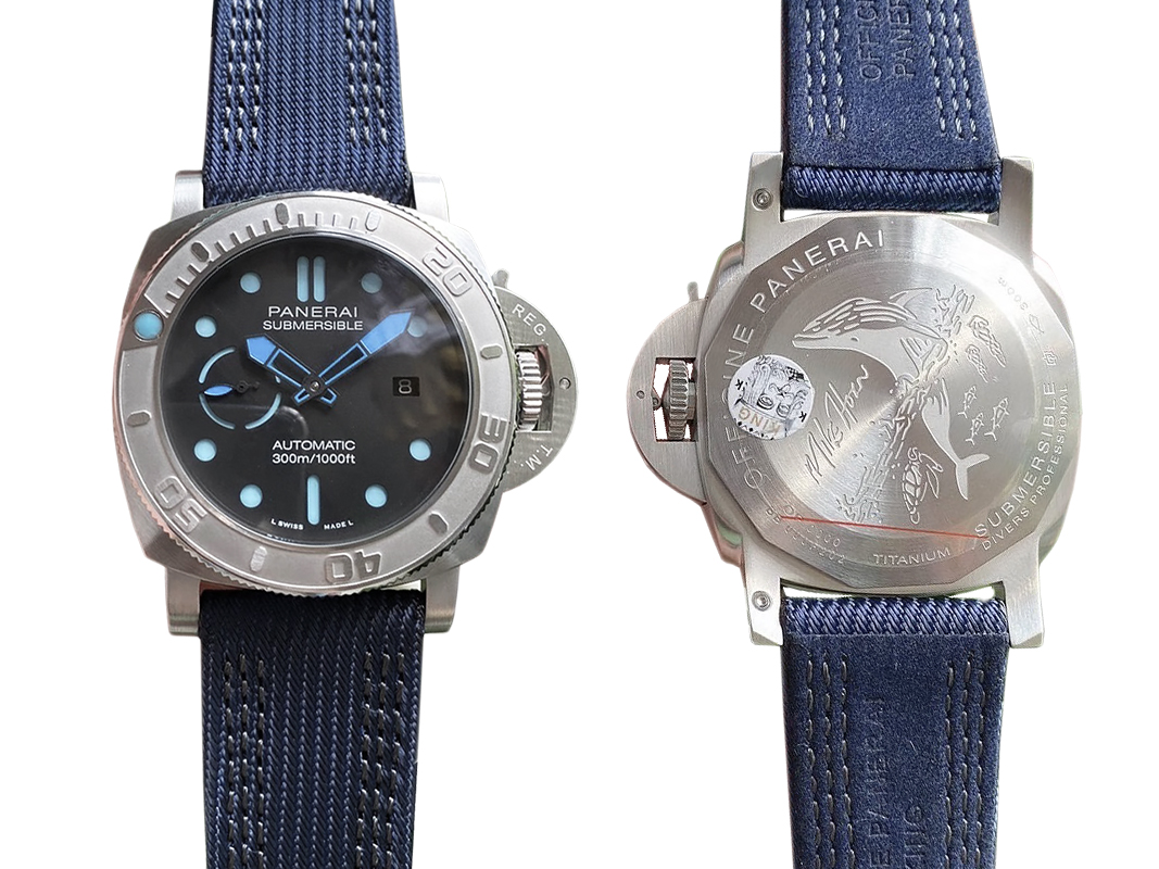 Panerai Submersible Mike Horn Edition 1081ETA