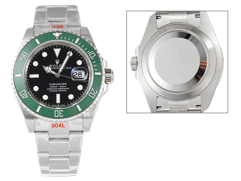 Noob Rolex Submariner Date 1101ETA
