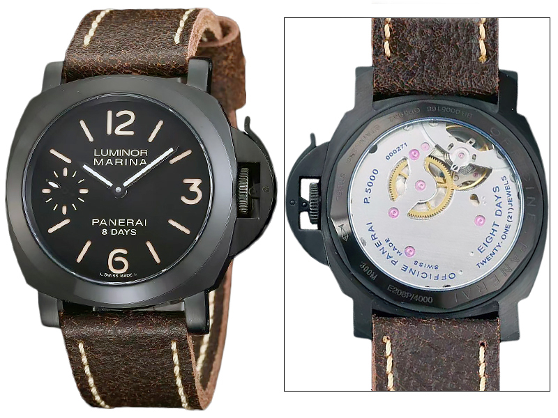 Panerai Luminor Marina 8 Days 1126ETA