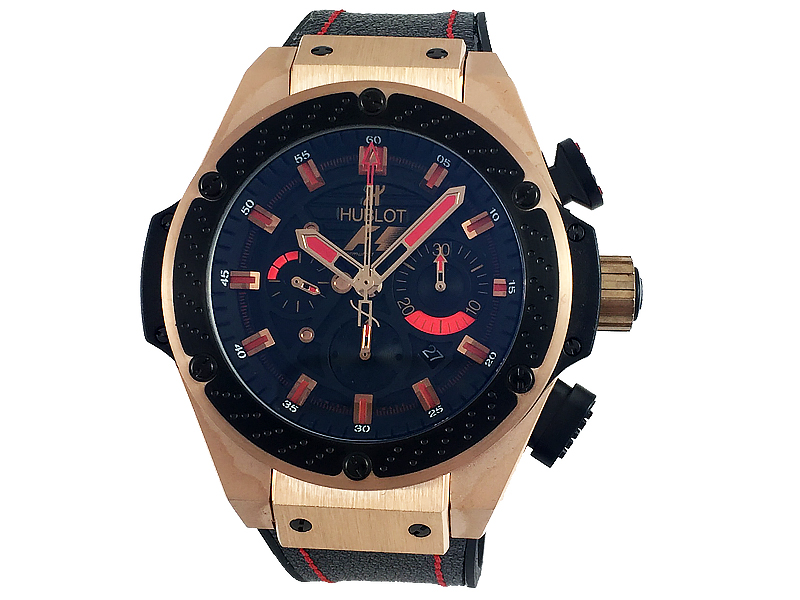 Hublot F1 King Power Red Gold 582ETA
