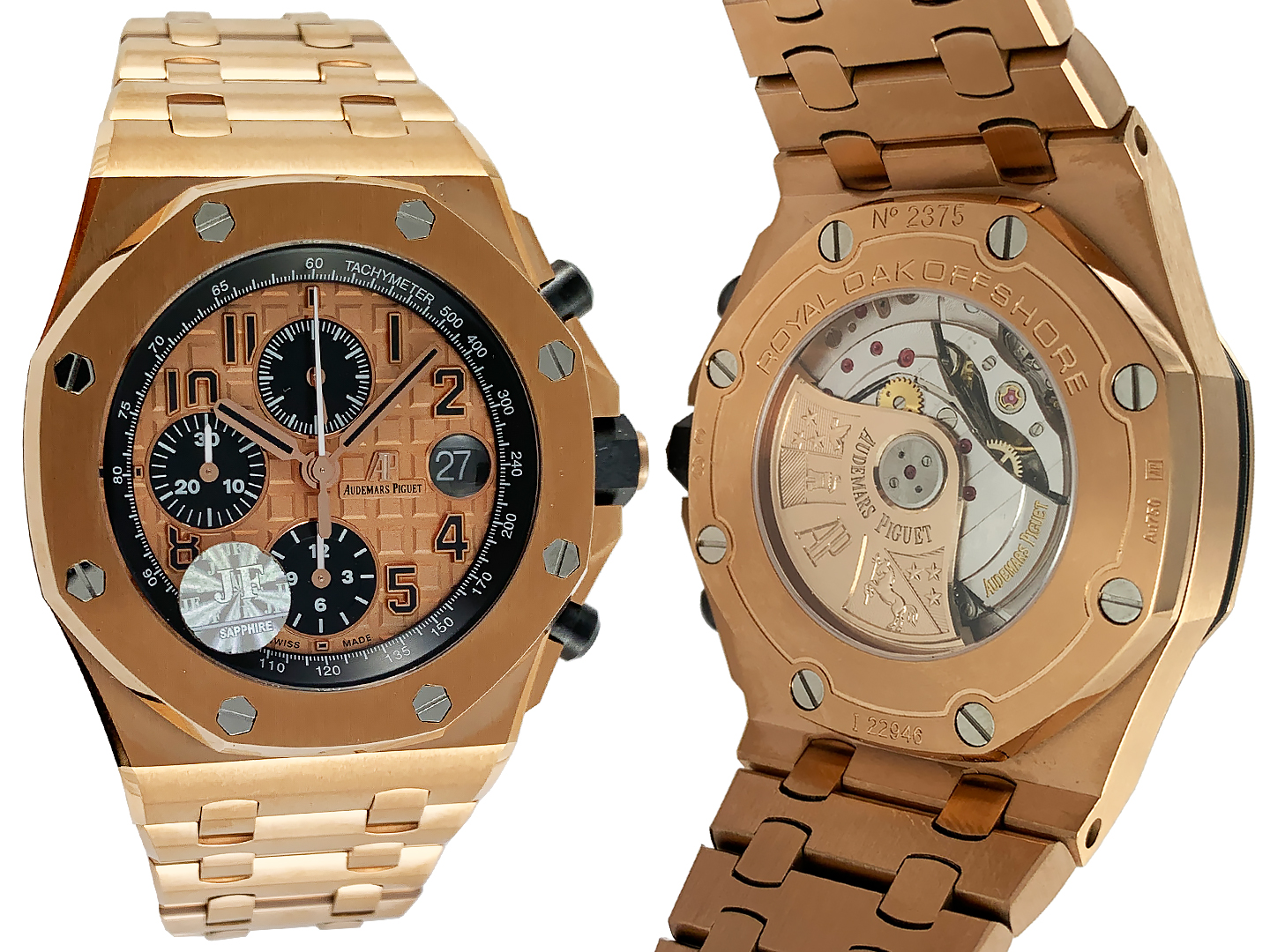 Audemars Piguet Royal Oak Offshore Chronograph 1061ETA
