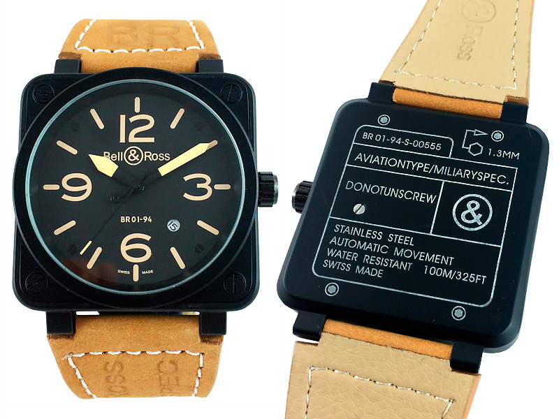 Bell&Ross BR 01-94 Heritage 800