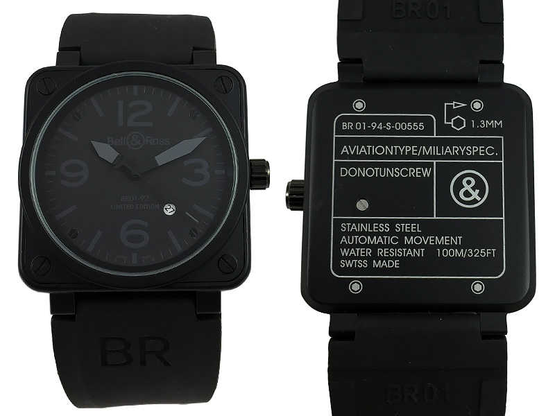 Bell&Ross BR 01-92 Heritage 833