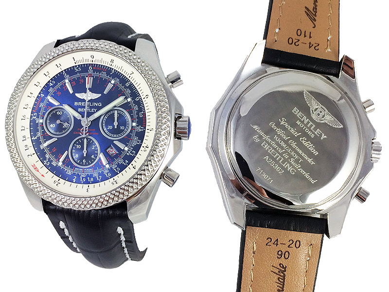 Breitling Bentley Motors 697ETA