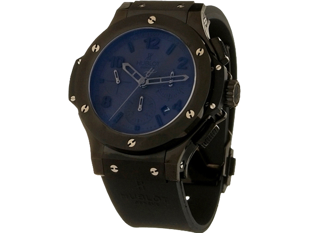 Hublot Big Bang All Black 513ETA