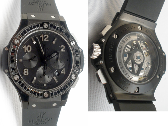 Hublot Big Bang All Black Carat 541ETA