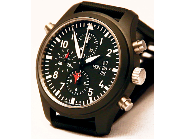 IWC Pilot's Watch Chronograph 601ETA