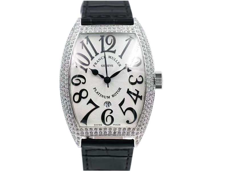 Franck Muller Platinum Rotor Master Of Complications 892ETA