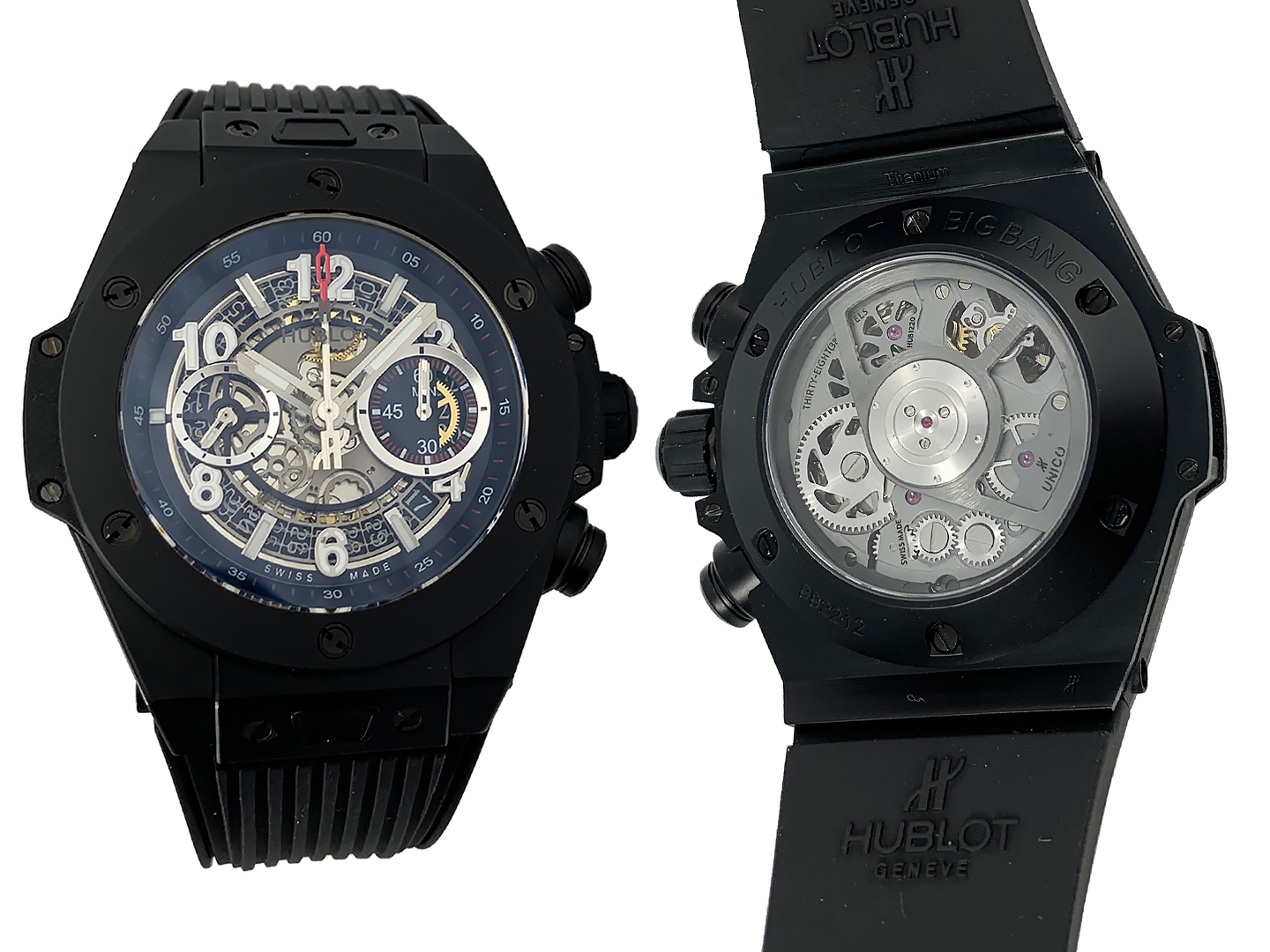 Hublot Big Bang Unico Black Magic 979ETA