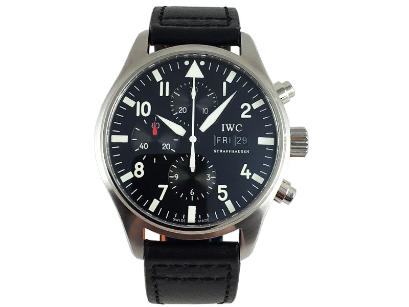 IWC Pilot's Watch Chronograph 881ETA
