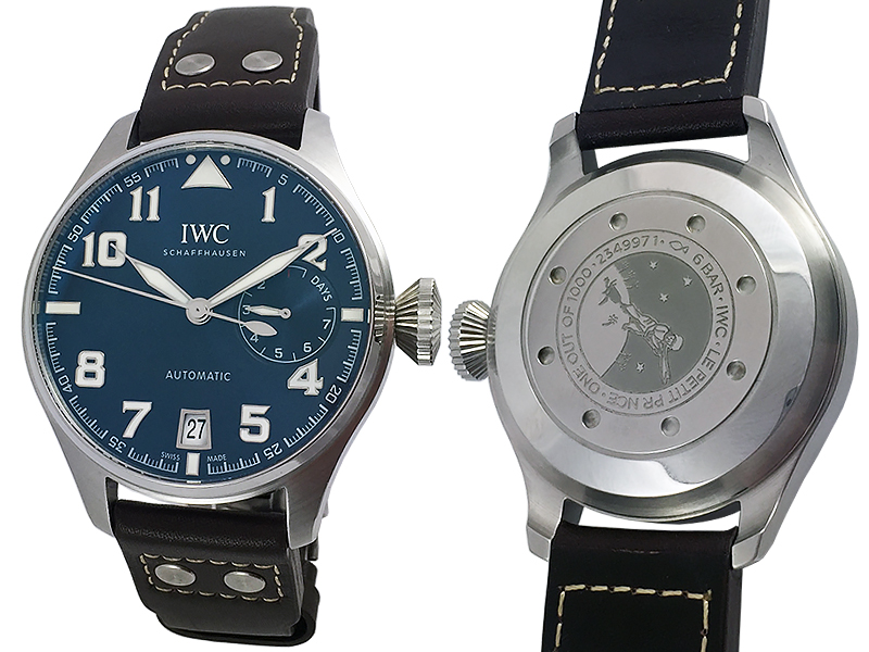 "IWC Big Pilot's Watch ""Le Petit Prince"" 936ETA"