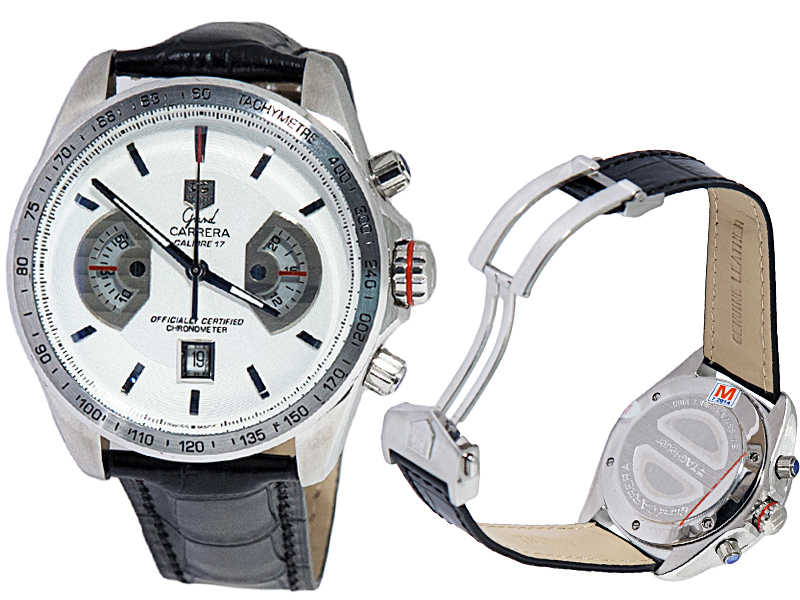 Tag Heuer Grand Carrera Calibre 17 RS 625