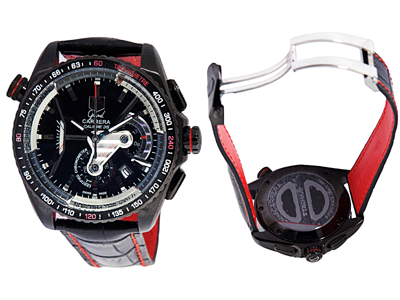 Tag Heuer Grand Carrera Calibre 36 RS CALIPER 643