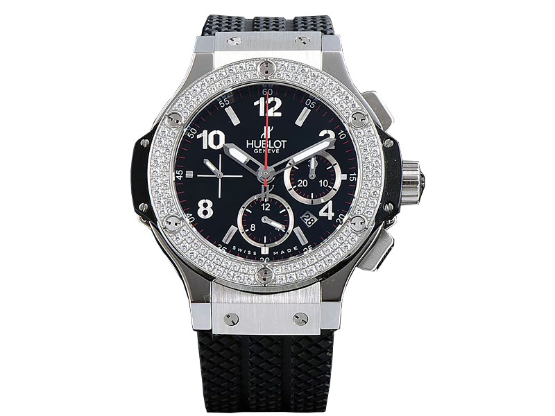 Hublot Big Bang Evolution Stahl Diamanten 940ETA