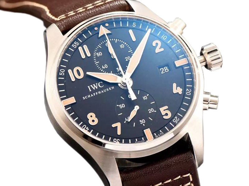 IWC Pilot's Watch Chronograph Edition «Collectors' Watch» 916ETA
